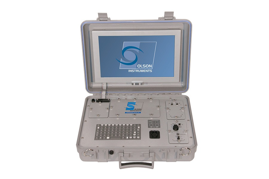 Freedom Data PC Platform display